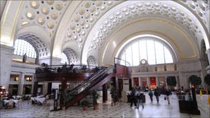 Union Station, Washington