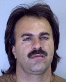 Manssor Arbabsiar is shown in this 1993 Nueces County, Texas, sheriff's office photo