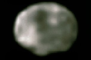 Hubble's view of Vesta