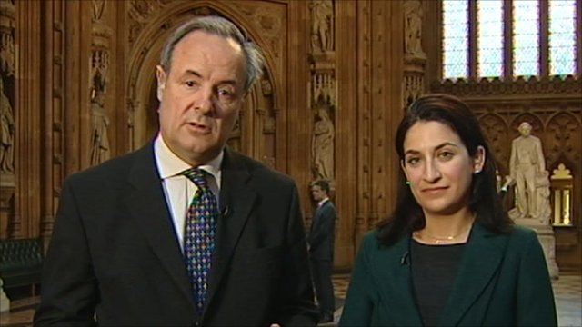 James Gray and Luciana Berger