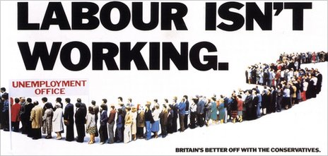 Conservative campaign poster
