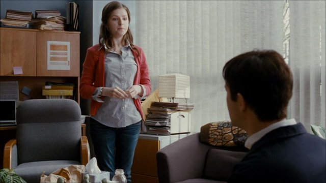A scene from 50/50