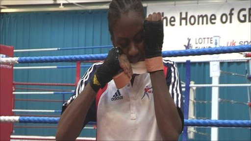 GB Boxing's Nicola Adams
