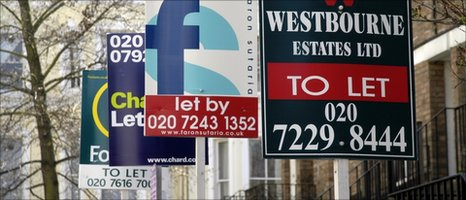 Properties to let signs