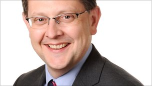 Ian Ellington, general manager of Walker's Crisps