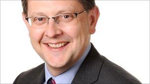 Ian Ellington, general manager of Walker's Crisps