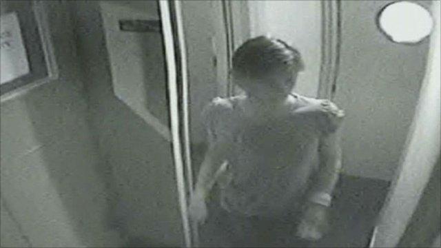 CCTV of Jo Yeates