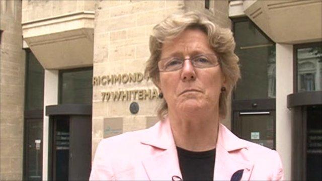 Dame Sally Davies