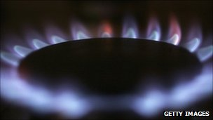 Gas hob
