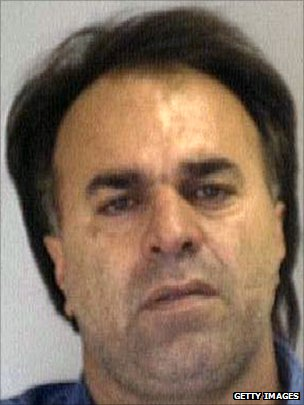 Manssor Arbabsiar in a 2001 mug shot photo handed out by police in Texas on 11 October 2011