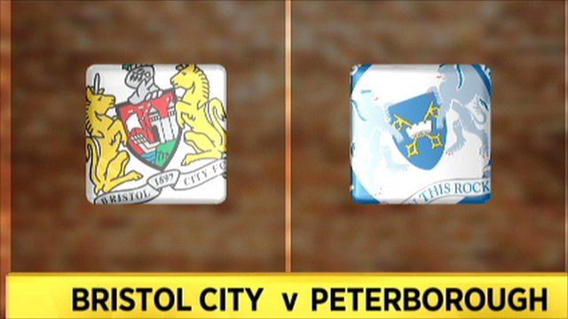 Bristol City v Peterborough