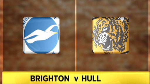 Brighton v Hull