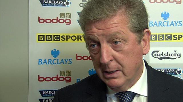 West Brom's Roy Hodgson