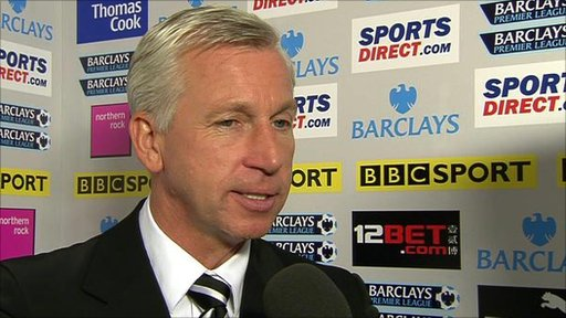 Alan Pardew - Newcastle manager