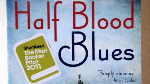 Cover of Half Blood Blues novel