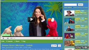 Sesame Street on YouTube