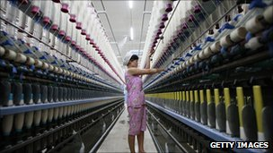 China economic growth set to slow