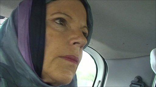 Sue Lloyd-Roberts undercover