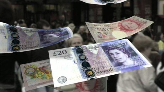 Money GFX