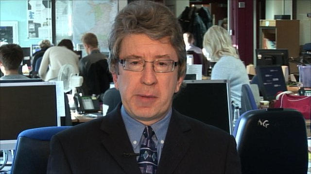 Philip Gooding, senior statistician from the office for National Statistics