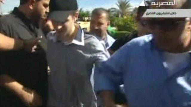 Gilad Shalit on Nile TV