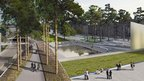 Team 3 - design for Union Terrace Gardens in Aberdeen