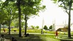 Team 4 - design for Union Terrace Gardens in Aberdeen