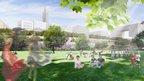 Team 6 - design for Union Terrace Gardens in Aberdeen