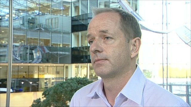 GSK CEO Andrew Witty