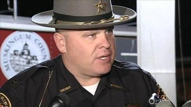 Sheriff Matt Lutz, Muskingum County Police Department