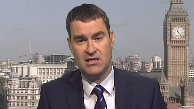 The Treasury minister, David Gauke