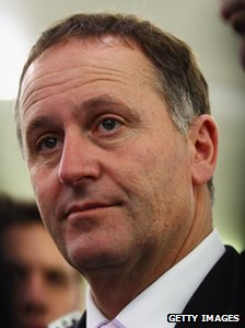 NZ PM John Key