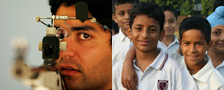 Team Abhinav Bhindra