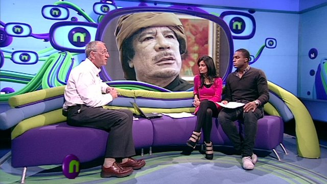 BBC Reporter Mark Doyle