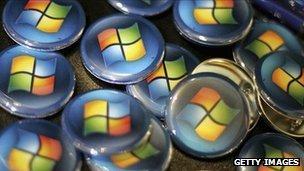 Microsoft badges