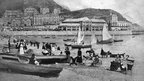 Llandudno beach scene