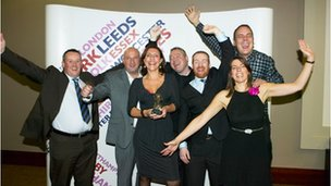 BBC Newcastle Gillard winners