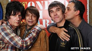 The Stone Roses Tour Dates 2012 Announced