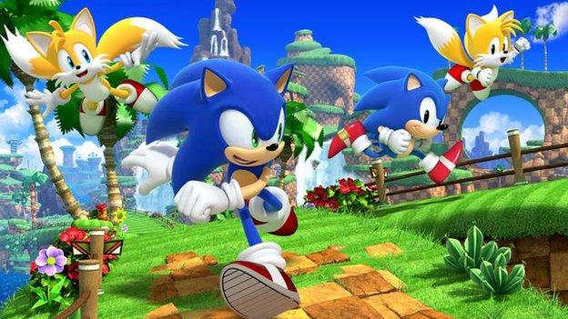[Post] Sonic Generations