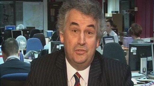Vice-chancellor Prof Medwin Hughes