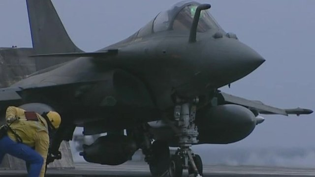 Nato plane