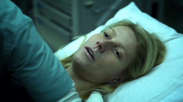 Gwyneth Paltrow in a scene from Contagion