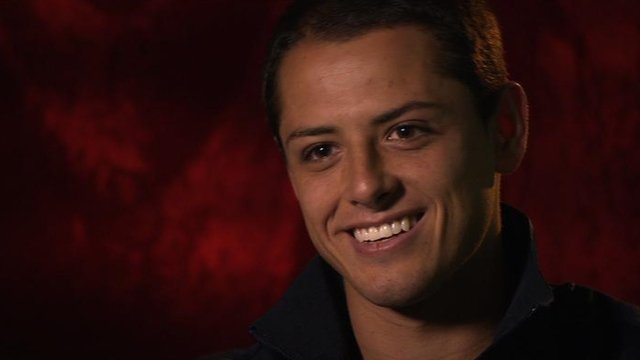 The Big Interview - Javier Hernandez