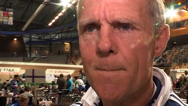 GB cycling coach Shane Sutton