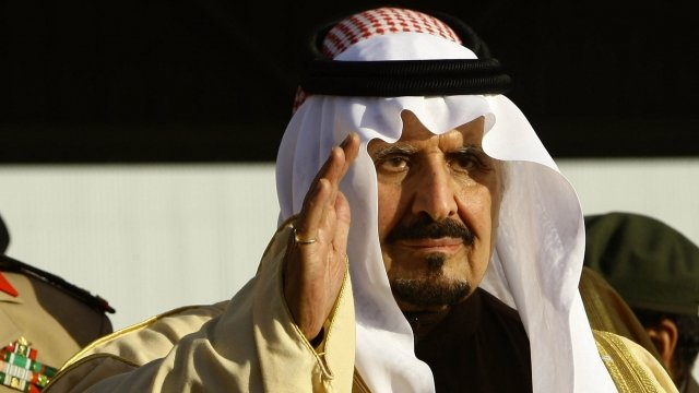 Crown Prince Sultan bin Abdulaziz