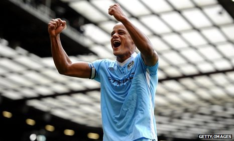 Vincent Kompany
