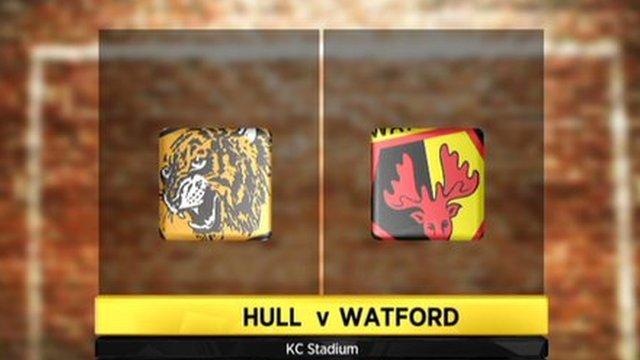 Hull 3-2 Watford