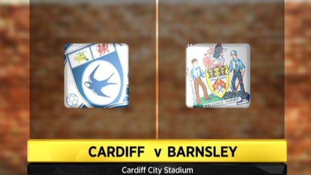Cardiff 5-3 Barnsley