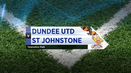 Highlights - Dundee Utd 0-0 St Johnstone