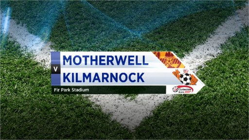 Highlights - Motherwell 0-0 Kilmarnock